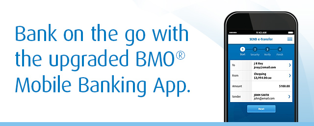 Bmo Credit Card Travel Notification